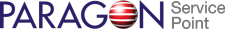 Paragon Service Point Logo