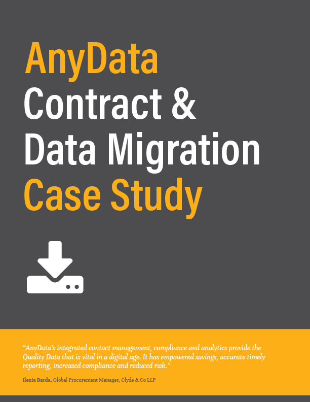 AnyData Contract & Data Migration Case Study Icon